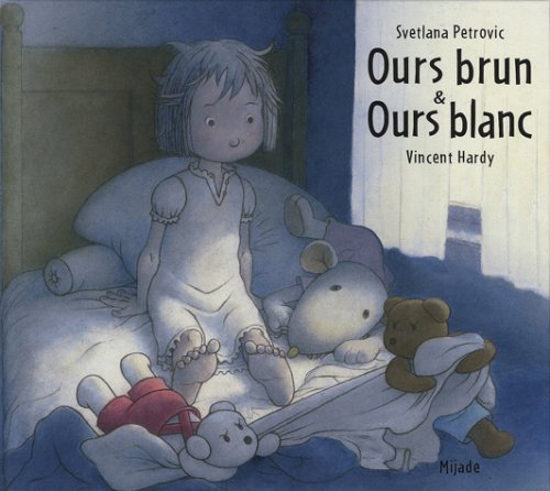 9782871424178: Ours brun et Ours blanc
