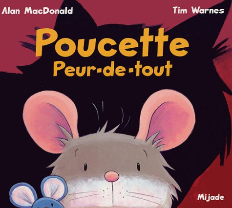 9782871424345: Poucette Peur-de-tout