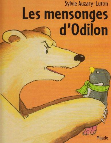 9782871424680: Les mensonges d'Odilon