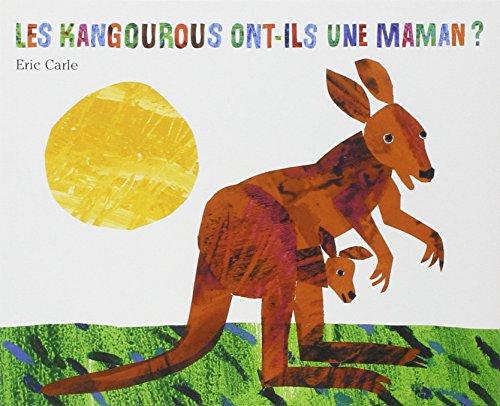 9782871424796: Les kangourous ont-ils une maman ?