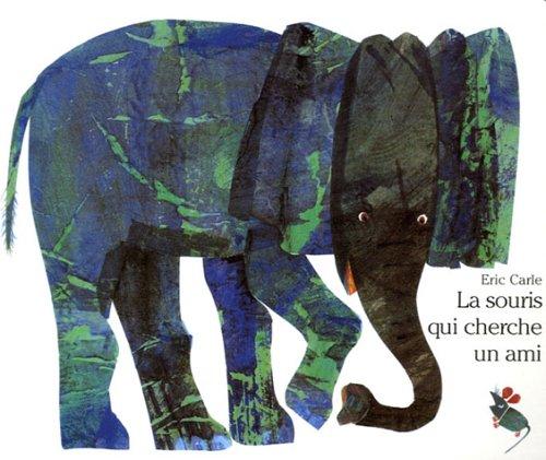 9782871424826: Le souris qui cherche un ami (French Edition)