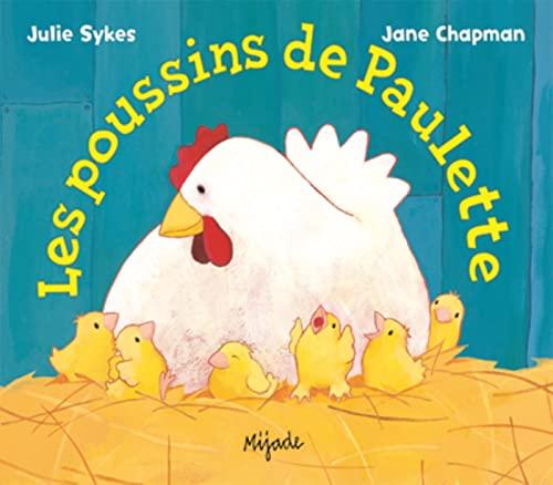 9782871425267: Les poussins de Paulette