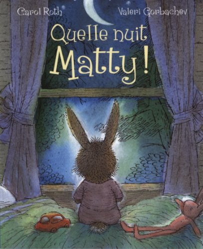 9782871427919: Quelle nuit Matty !
