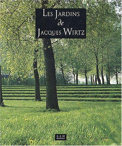 9782871431275: Les jardins de Jacques Wirtz