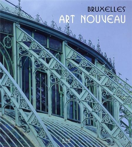 9782871432609: Art nouveau : Bruxelles