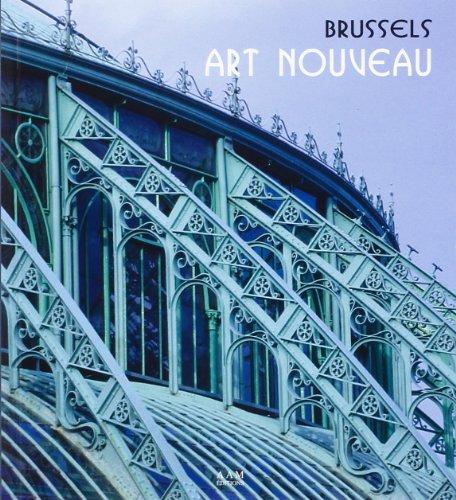 Bruxelles Art Nouveau (Anglais) (French Edition): Collectif