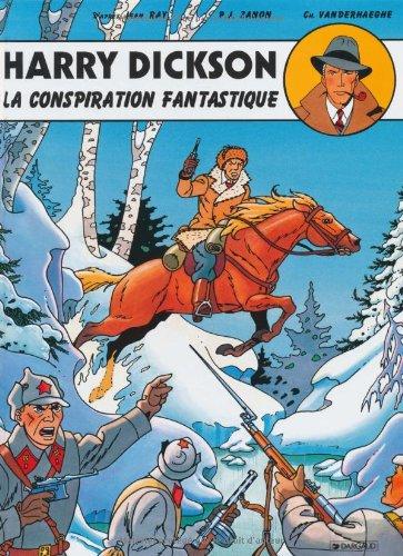 9782871510154: Harry Dickson, tome 6 : La conspiration fantastique