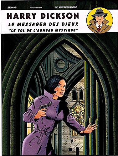 9782871511007: Harry Dickson 11 : Le messager des dieux et Le vol de l'Agneau m (French Edition)