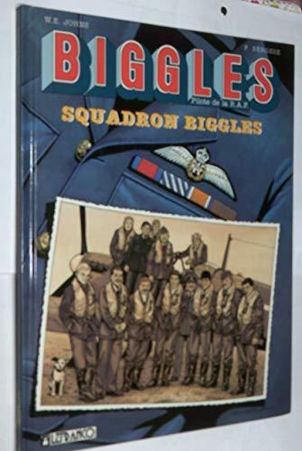 9782871531951: Biggles : Squadron Biggles