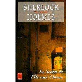 Sherlock holmes le secret de l'ile aux chiens: n/a