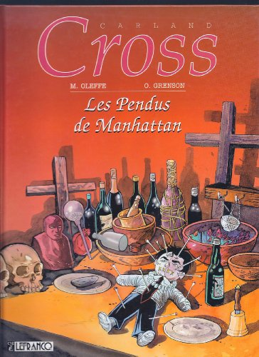 9782871535041: Carland cross : Les Pendus de Manhattan