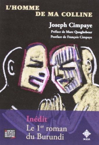 HOMME DE MA COLLINE -L-: CIMPAYE JOSEPH