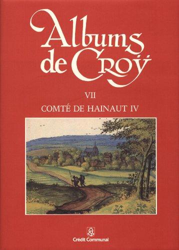 Albums de Croy, Tome 7 : Comté: Christiane Lesage, Jacques