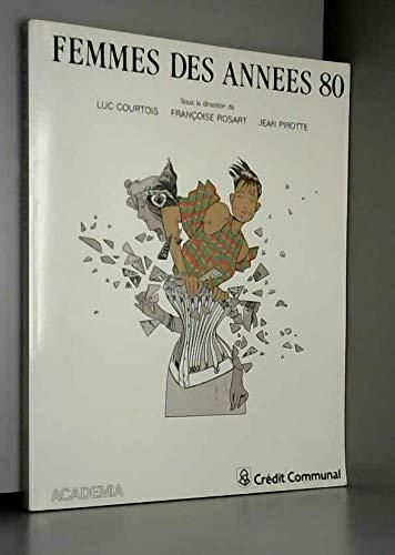 9782872090891: Femmes des Annees 80