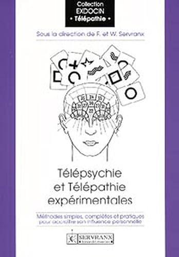 TELEPSYCHIE ET TELEPATHIE EXPERIMENTALES: SERVRANX
