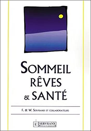 9782872420940: Sommeil. reves et sante (French Edition)