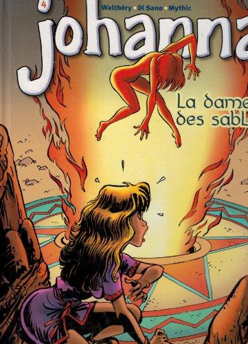 9782872652631: Johanna, Tome 4 : La dame des sables
