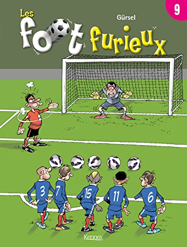9782872653683: Les Foot Furieux 9 (French Edition)