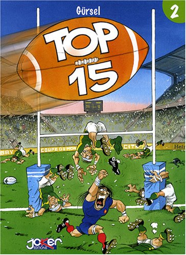 9782872653997: Top 15, Tome 2 :