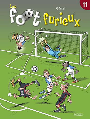 FOOT FURIEUX T.11: GURSEL