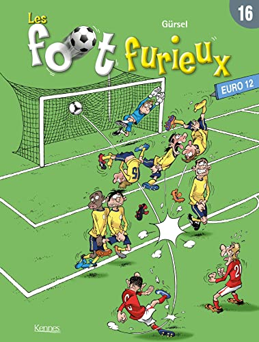 FOOT FURIEUX T.16: GURSEL