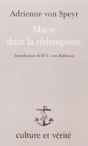 9782872990184: Marie dans la r�demption