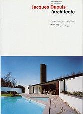 9782873171056: Jacques Dupuis: Architect