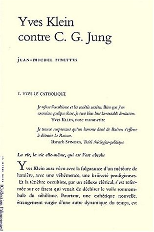 yves klein contre c-g jung (2873171960) by RIBETTES JEAN-MICHEL