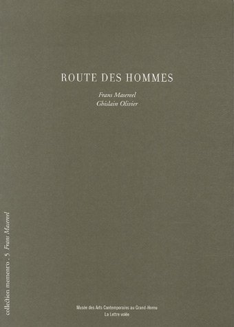 9782873172978: Route des hommes (French Edition)