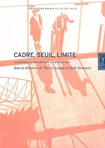 CADRES SEUILS LIMITES: LENAIN T STEINMETZ R