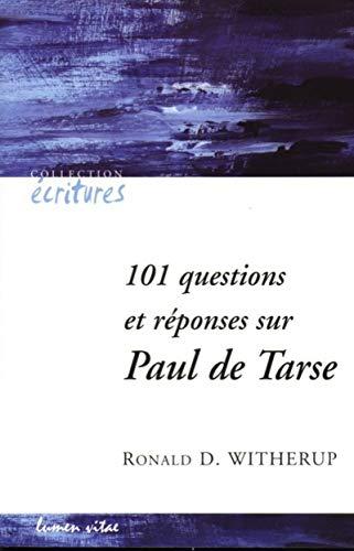 9782873243807: 101 questions et r�ponses sur Paul de Tarse