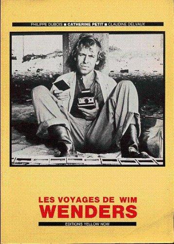 9782873400477: Les voyages de wim wenders