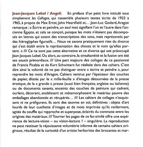 ANGELI: LEBEL JEAN JACQUES