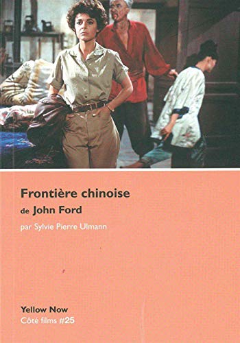 9782873403553: Frontière chinoise de John Ford
