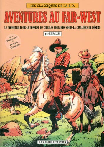 9782873512477: Aventures au Far-West