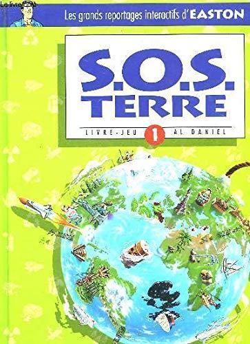 9782873530372: S.O.S. Terre - livre-jeu #1