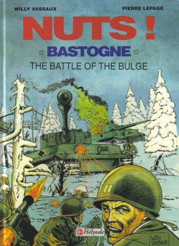 9782873530679: NUTS! Bastogne - The Battle of the Bulge