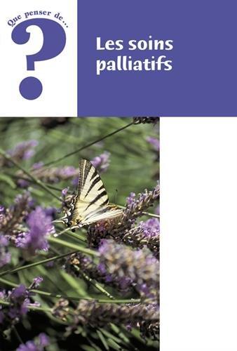 9782873562427: Les Soins palliatifs