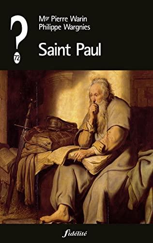 9782873563981: Saint Paul