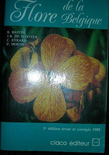 9782873740092: Flore de la Belgique