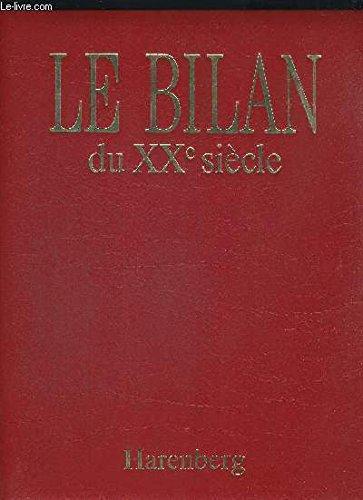 9782873810290: Le Bilan du XXe siècle