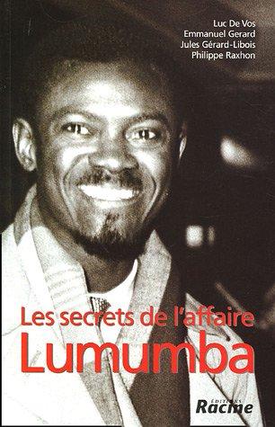 9782873863418: Les secrets de l'affaire Lumumba (French Edition)