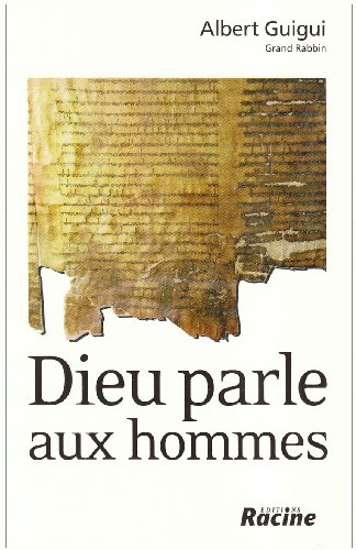 9782873864583: Dieu parle aux hommes (French Edition)