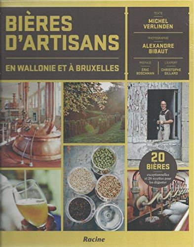 9782873868604: Bières d'artisans en Wallonie et à Bruxelles ; 20 bières de qualité exceptionnelle à découvrir !
