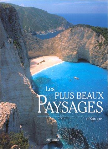 9782873912086: Les Plus beaux paysages d'Europe