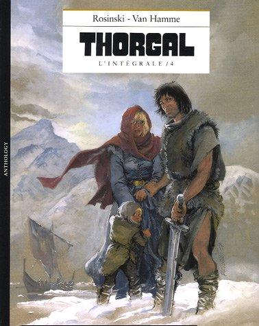 9782873930561: Intégrale Thorgal, tome 4