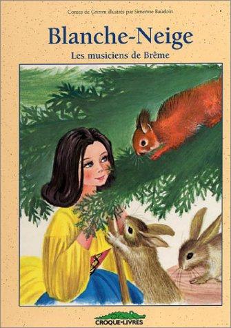 9782874000638: Blanche-Neige