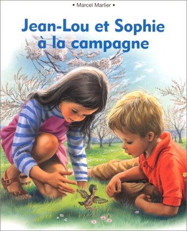 9782874000898: Jean-Lou et Sophie à la campagne (Raconte-Moi)