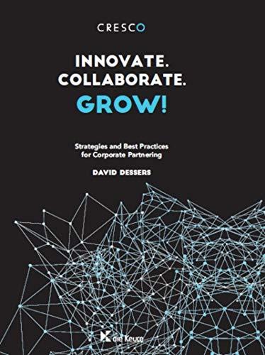 David Dessers , Innovate. Collaborate. Grow!
