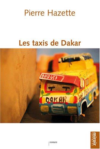 9782874155581: Les taxis de Dakar